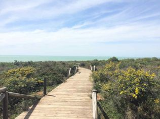 Hiking and cycling in Conil de la Frontera