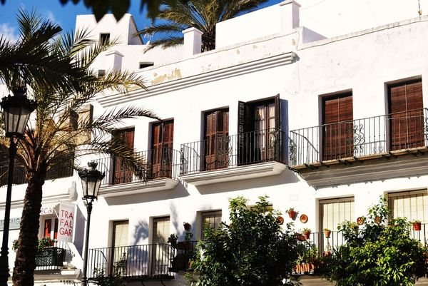 The a frame surfcamp andalusia is located near Vejer