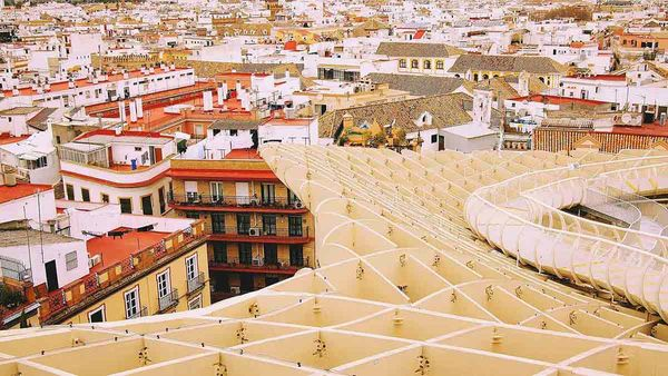 Sevilla is worth a trip from A Frame Surfcamp Andalusia