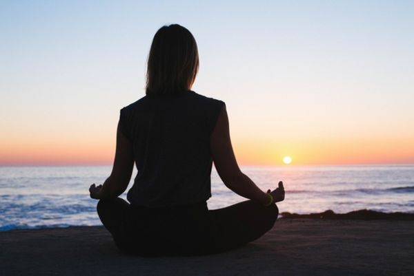 Sunset Meditation with Yoga in El Palmar
