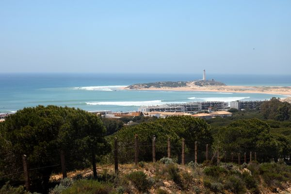 Canos de Meca is near the a frame surfcamp andalusia