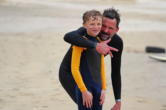 Familien Surfcamp in Europa
